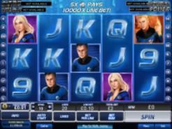 Fantastic Four Slots (Playtech)